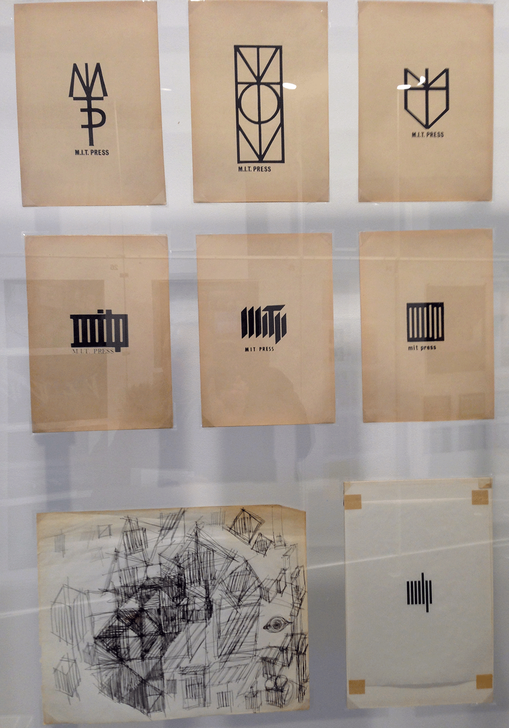 Messages and Means: Muriel Cooper at MIT (con imágenes)   Logotypes