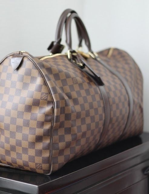 1256e2b976c4 I guess the Louis Vuitton Keepall just has to be on the collection ...