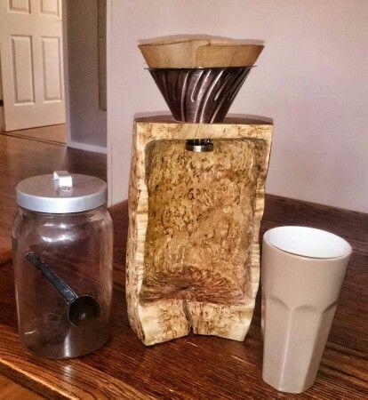 Diy Coffee Dripper hario v60