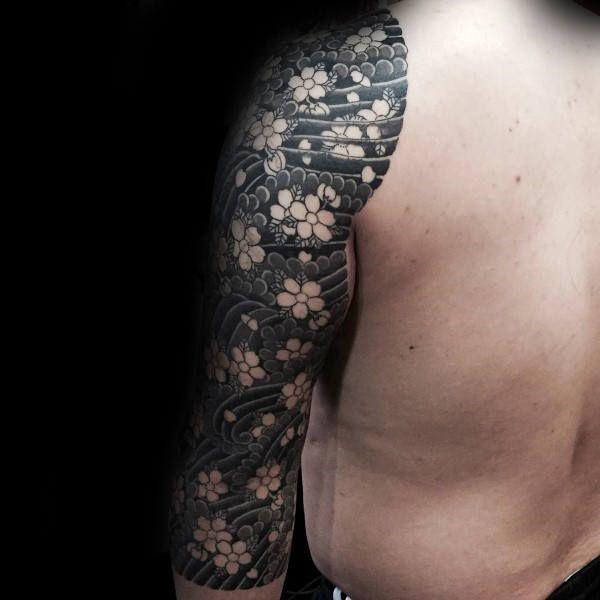 Top 101 Cherry Blossom Tattoo Ideas 2020 Inspiration Guide Cherry Blossom Tattoo Blossom Tattoo Cherry Blossom Tattoo Men