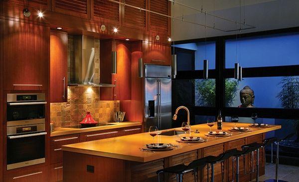 nice 15 Glamorous Asian Kitchen Design Ideas | Stunning Kitchens ...