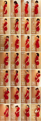 App for weekly pregnancy photos   – Schwangerschaft – #App #photos #Pregnancy #S…
