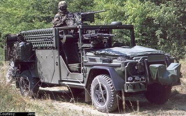 Resultado de imagen para army german serval