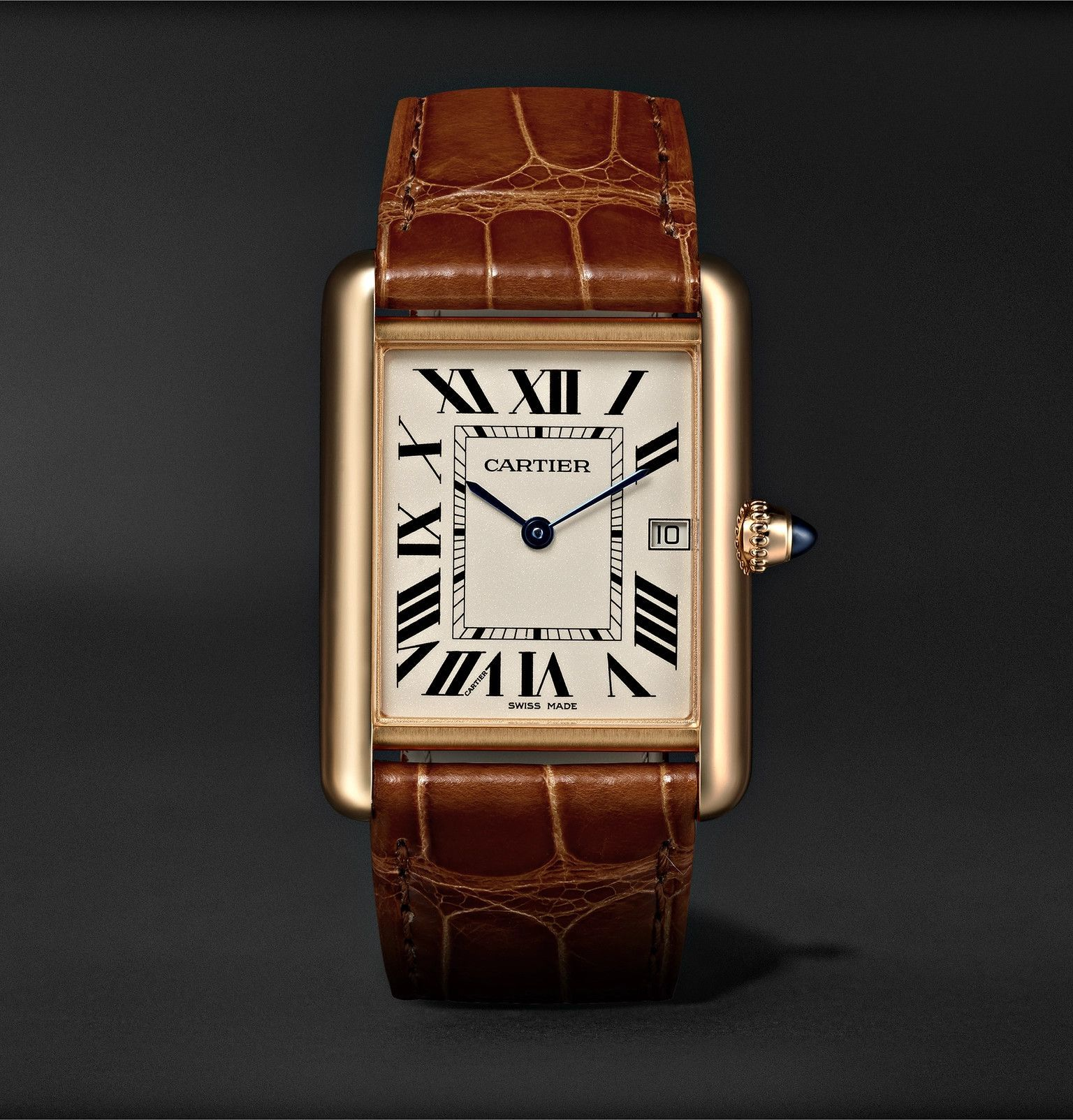 Pin On Cartier Tank Watch