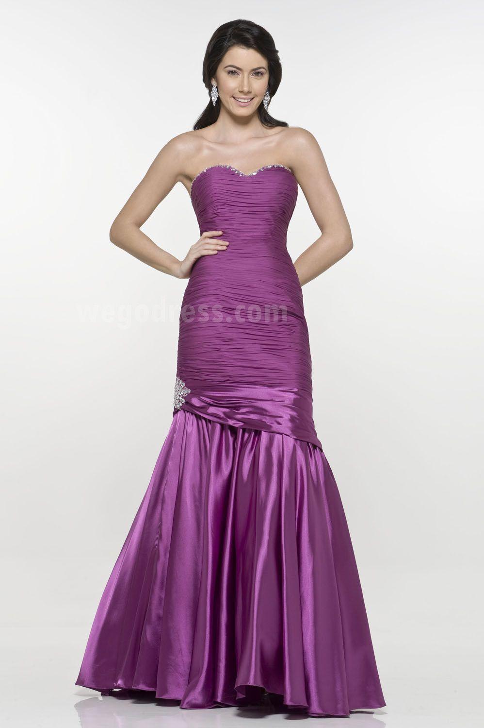 prom dress prom dresses | Purple | Pinterest