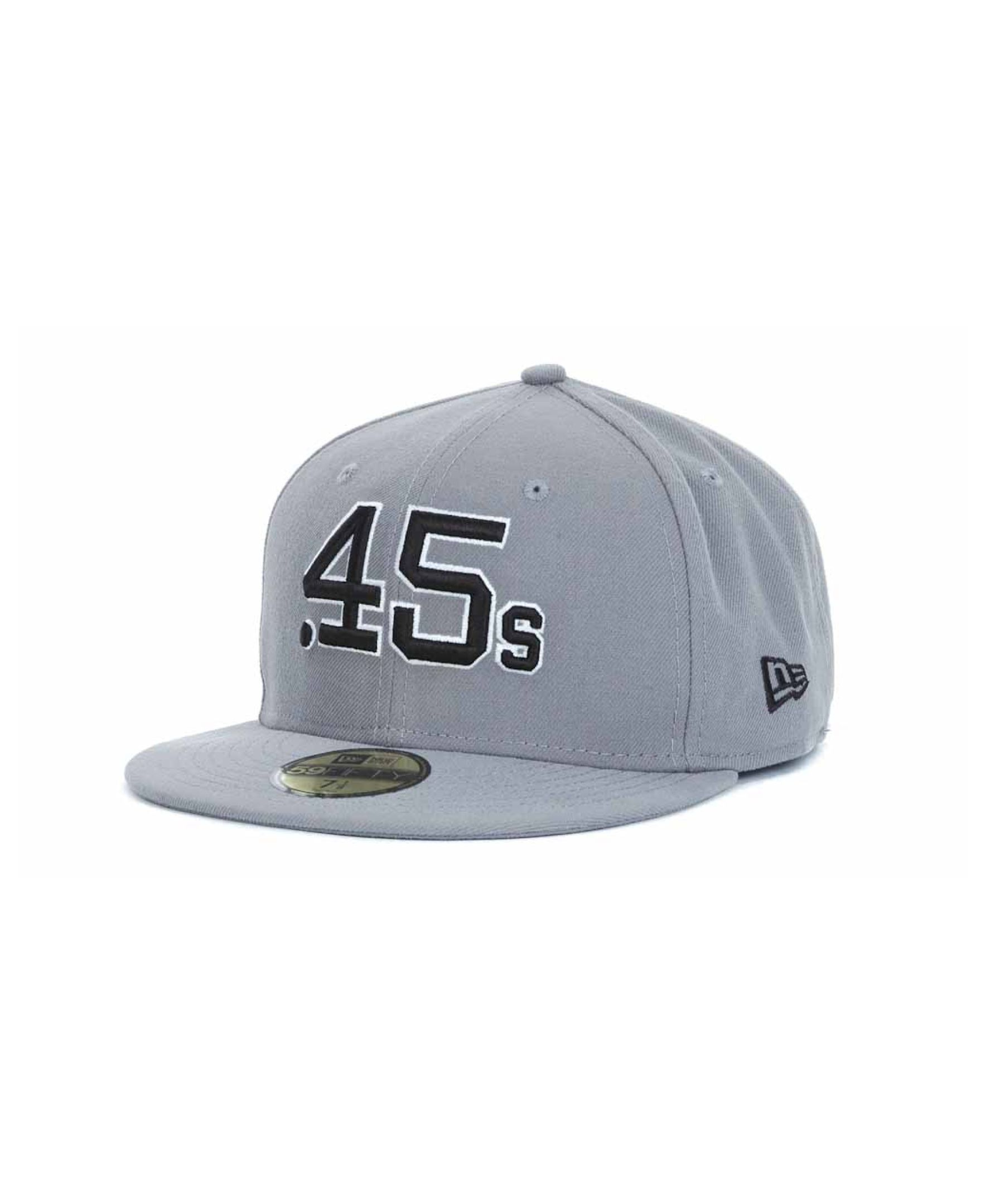 43cb8707d7c New Era Houston Colt 45s Mlb Gray Bw 59FIFTY Cap