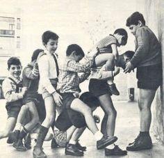 Cavilaciones de Lagartija: JUGUETES Y JUEGOS DE CALLE DE LOS AÑOS 60 Y 70