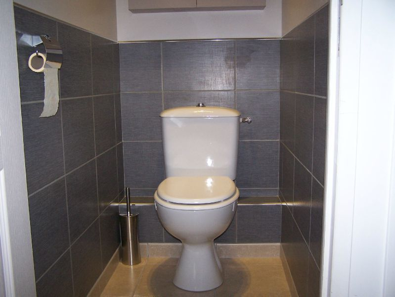 Stunning Modele Carrelage Toilette Gallery - Awesome Interior Home ...