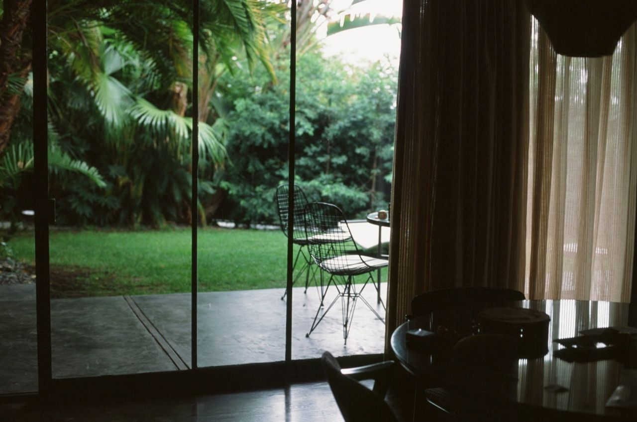 Next morning Bungalow 3 at the Chateau Marmont Los Angeles, CA Photo ...