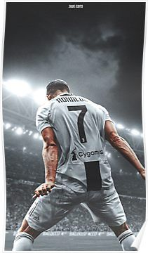 Cristiano Ronaldo Fantastic Player Poster