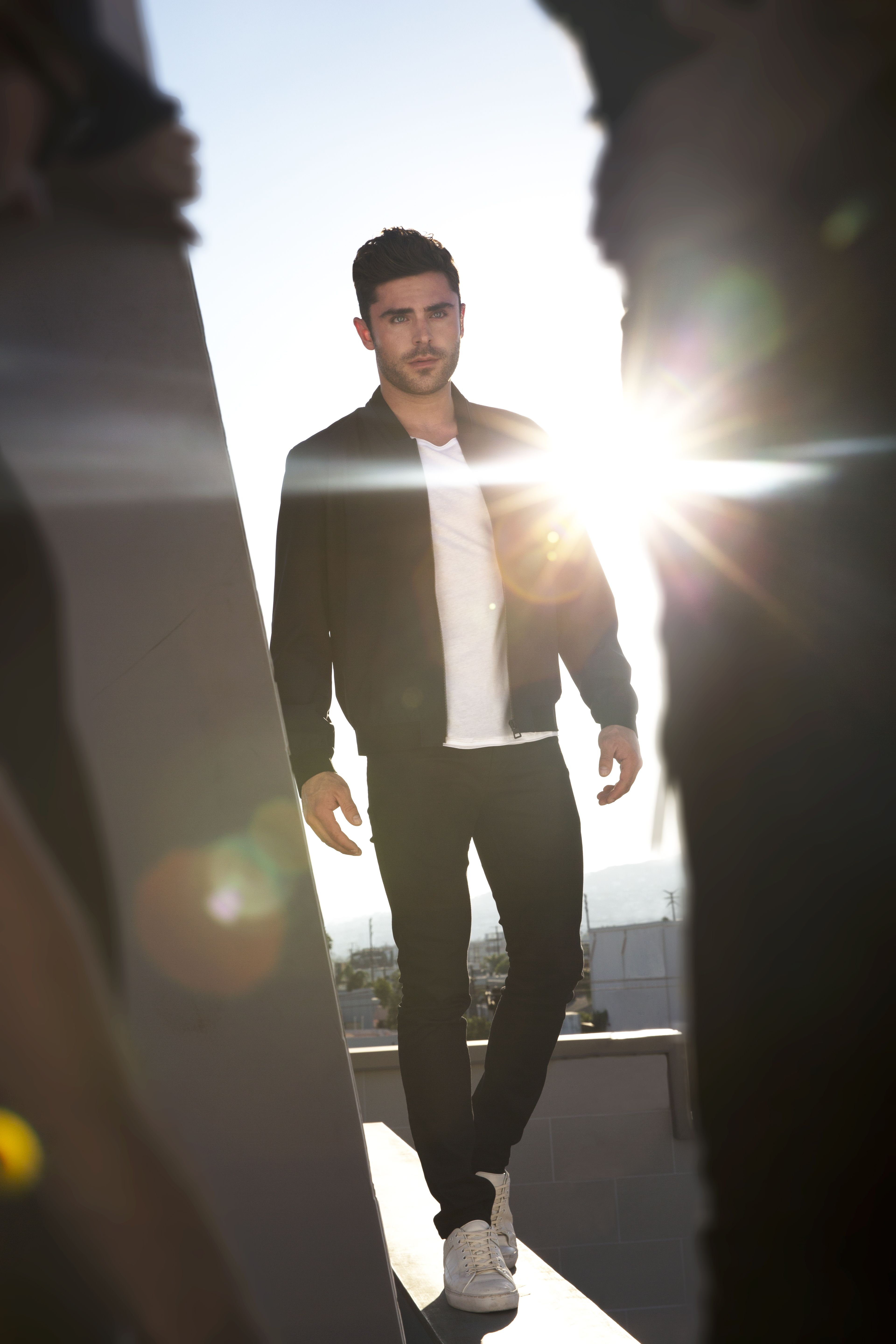 Dare To Take That First Step Zac Efron In The Your Time Is Now Campaign Zac Efron Zac Zach Efron