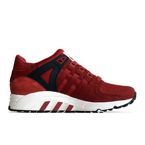 reputable site e73d0 3f17d Adidas Equipment Support 93 City Pack All Red Mens Womens Shoes