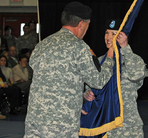 cool First woman becomes Army provost marshal general
