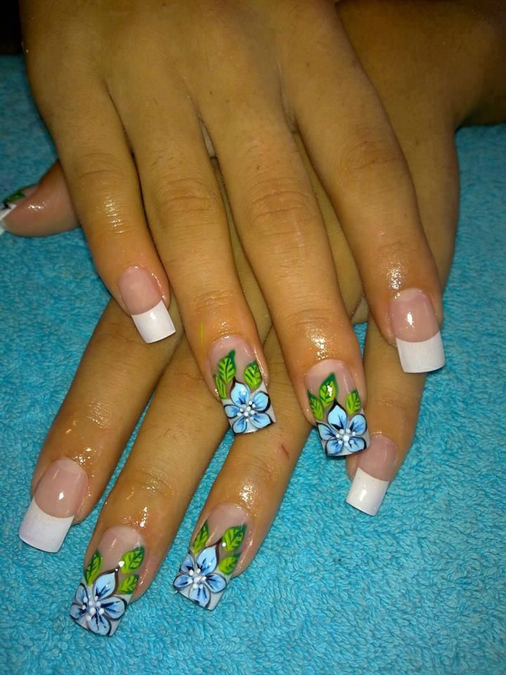 35 Nail Design Ideas For The Latest Autumn Winter Trends: Nails, Nail Art Y Long Nails
