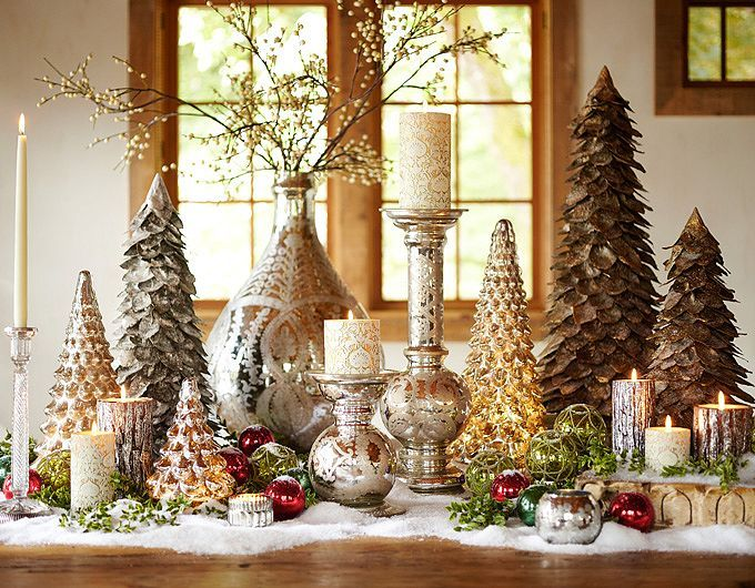 Christmas spread | Pottery Barn