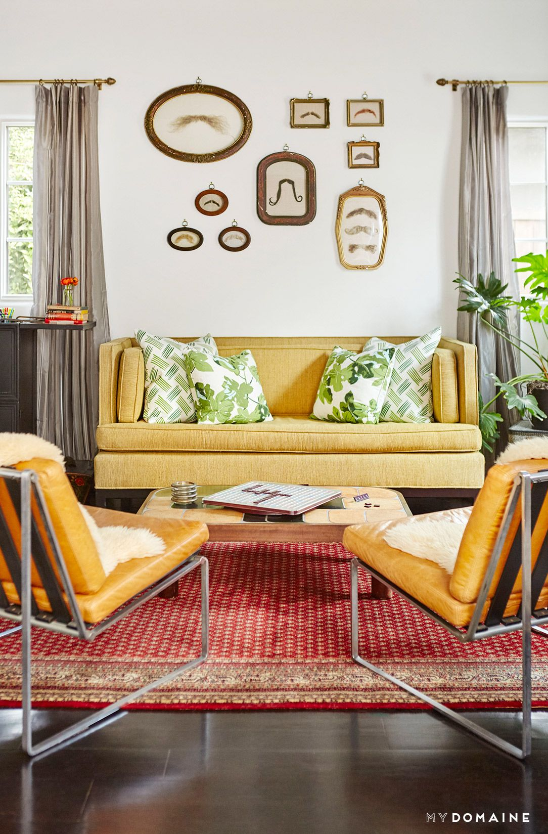 Exclusive: Tour Actress Constance Zimmer\'s Soulful Family Home ...