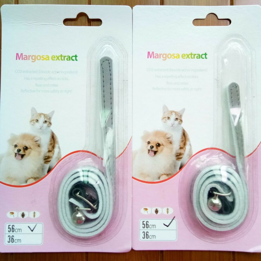 Super Soft Flea And Tick Collar W Bell Antiparasitic Reflective For Cat Dog 56cm 3701035261332 Ebay Ad Collar Bell Antiparasiti Fleas Flea And Tick Pet Leash