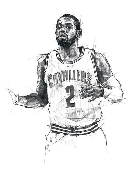 Double Scribble Photo Basketball Drawings Basketball Art Nba Art