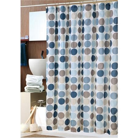 Shower Curtains christmas shower curtains walmart : Hookless Shower Curtain Walmart