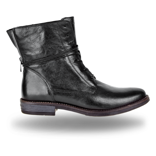 Trzewiki Damskie 4622 51 Biker Boot Boots Shoes