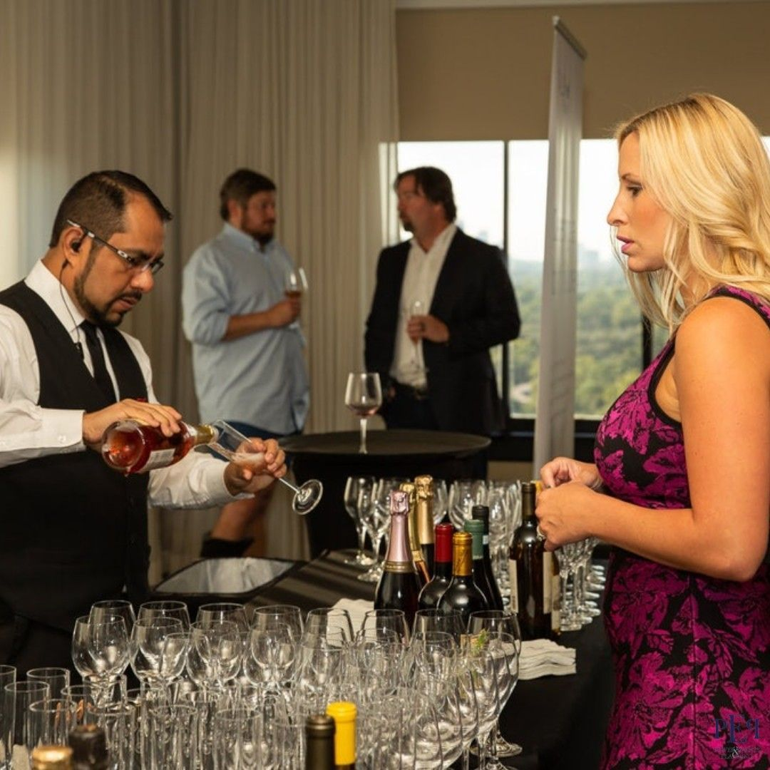 Wine tasting events for corporate clients can take many ...