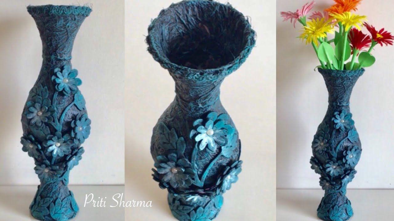 Vase Out Of Plastic Bottle Download Wallpaper Full Wallpapers