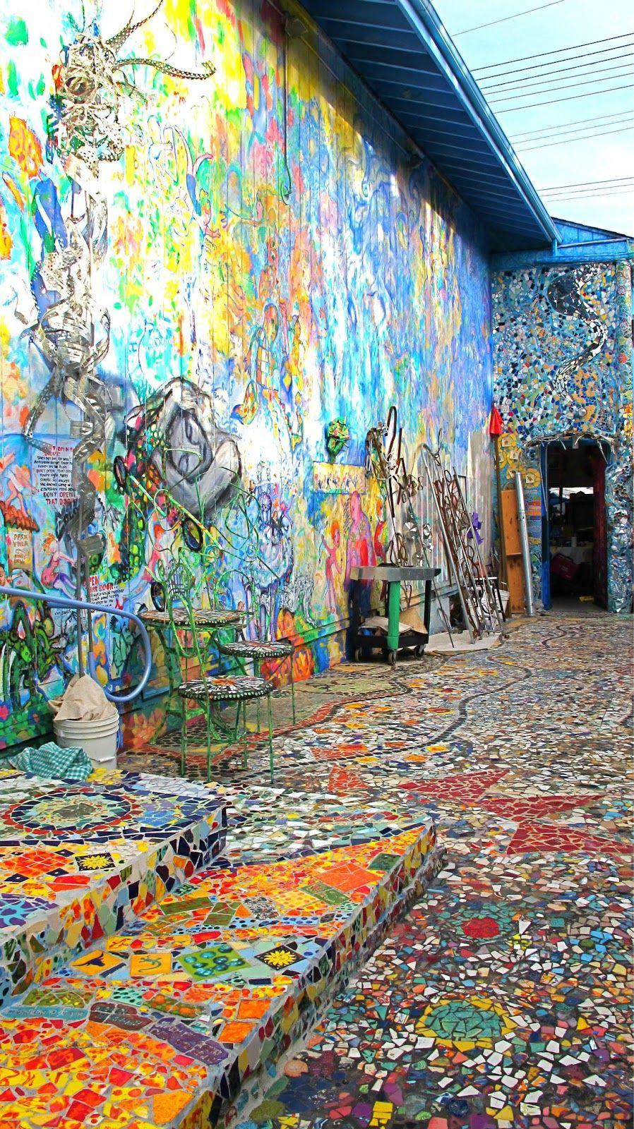 365 los angeles: #251: venice mosaic tile house | mosaico