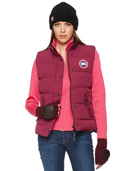 sporting life canada goose freestyle vest