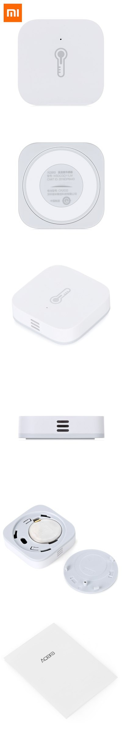 Xiaomi Aqara Temperature Humidity Sensor-9 99 | Xiaomi