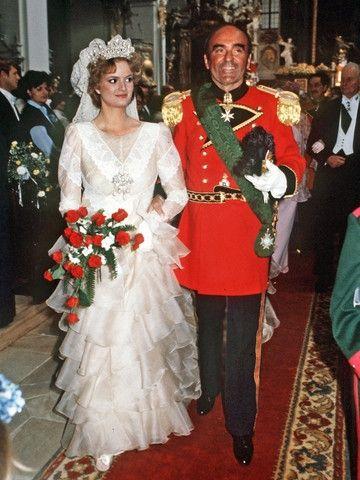 Royal Weddings Message Board: May 31.1980 / Furst Johannes & Maria Gloria von Schonburg-Glauchau/ Regensburg