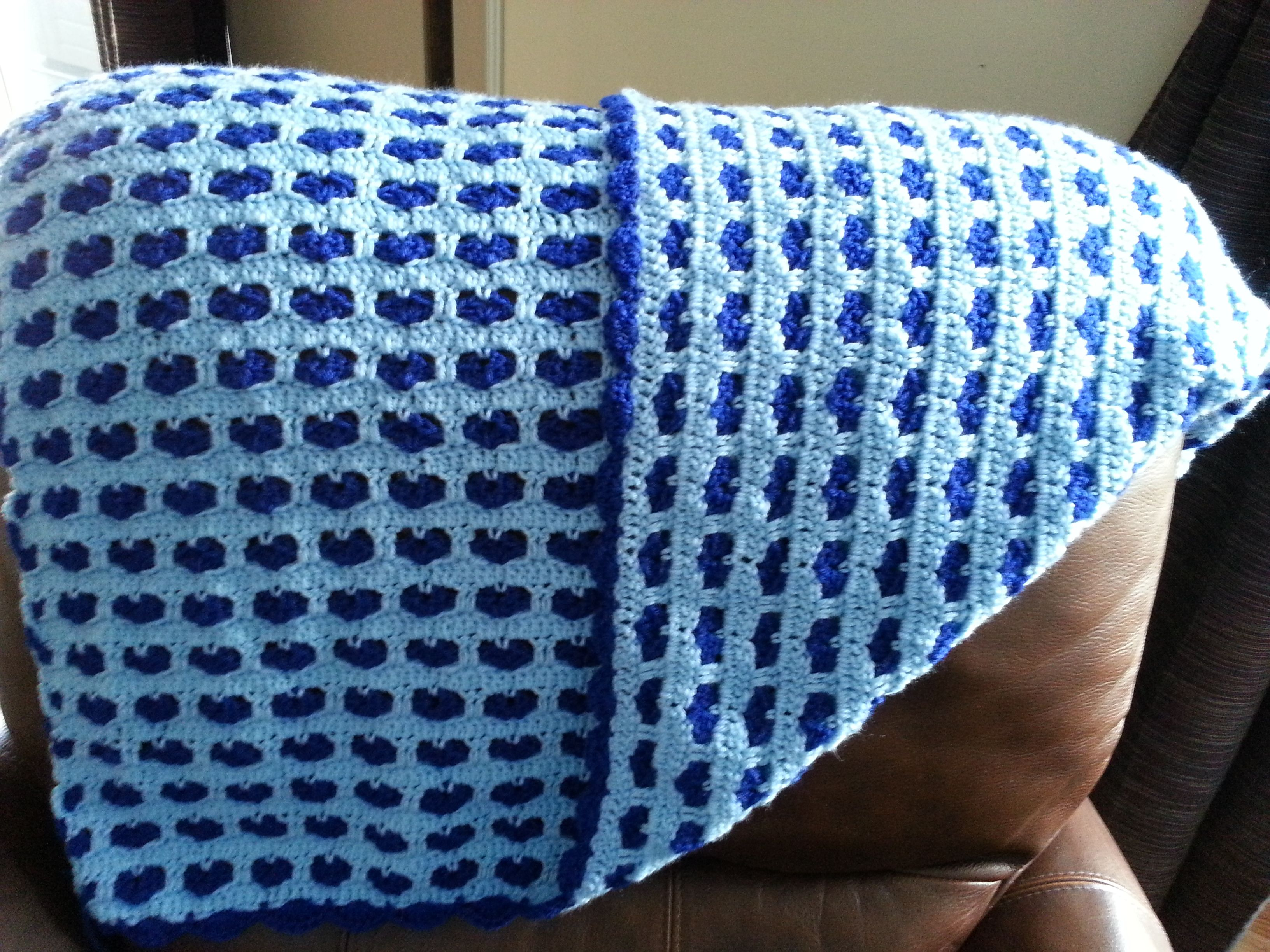 Love this pattern. See it in my projects on ravelry - user writeknit