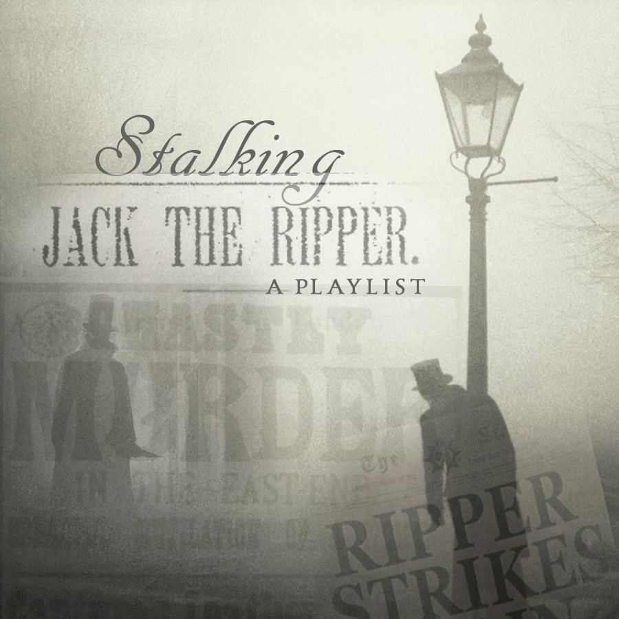 jack the ripper book series