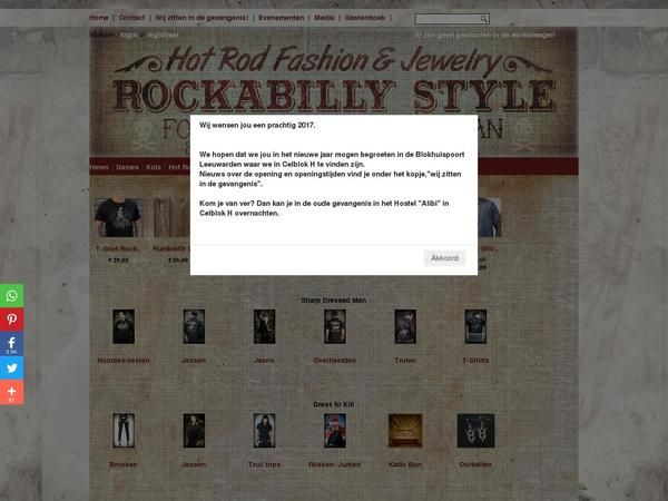 Rockabilly Shop