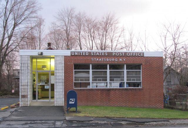 U S Post Office Staatsburg Ny Post Office