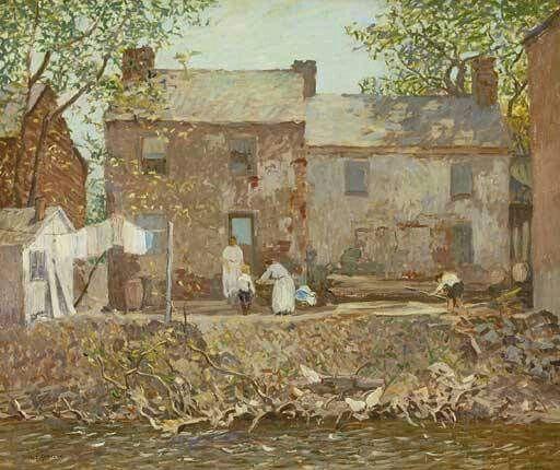 """""""Summertime"""" by Robert Spencer"""