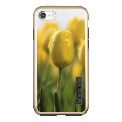 Sunshine tulips incipio DualPro shine iPhone 7 case - spring gifts style season unique special cyo