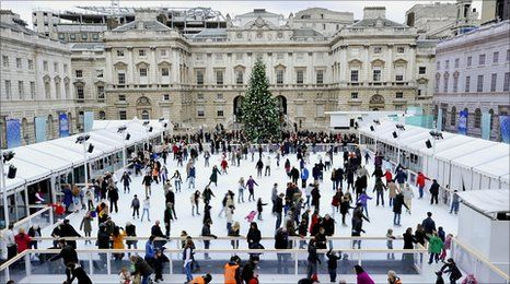 Best Ice Skate Rinks In London Are