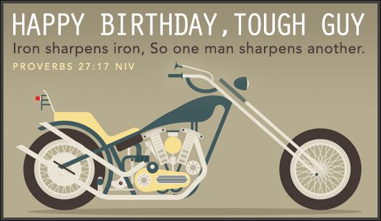 Free Tough Guy eCard eMail Free Personalized Birthday Cards