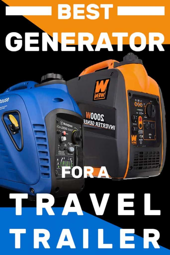 What Is The Best Generator For A Travel Trailer Vehq Com