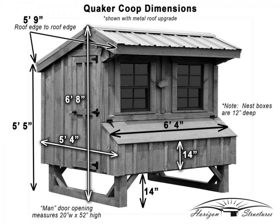 Chicken Coop Plans For 12 Chickens 50 Large Walk In Coops Sale