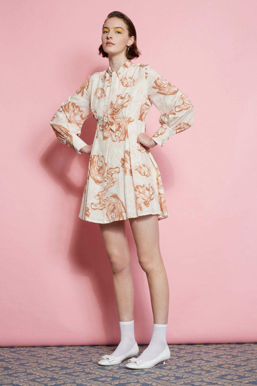 Karen Walker Fall 2020 ReadytoWear Fashion Show в 2020 г.