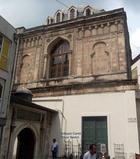İstanbul'un İncileri Yalı Camileri : Hidayet Camii