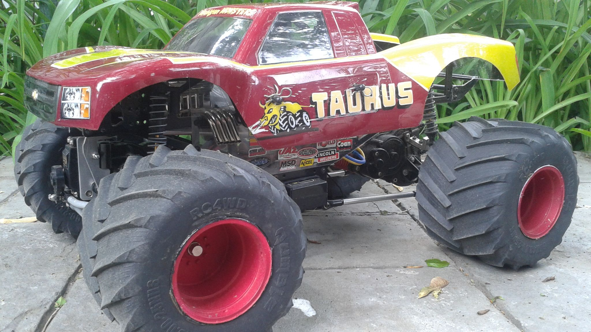 Tamiya Clod Buster CAD Custom by Danielle Colen [Reader s Ride] · Rc