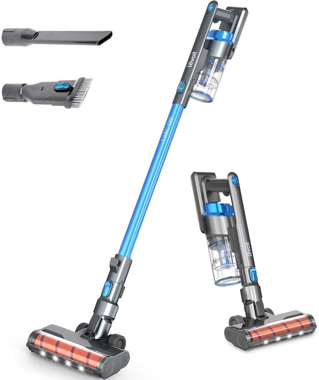 LEVOIT Stick Handheld Lightweight Vacuum with 150W