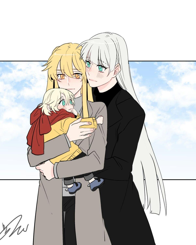 [모백/ 2 17]모튜 on Yuri anime, Anime, Anime love couple