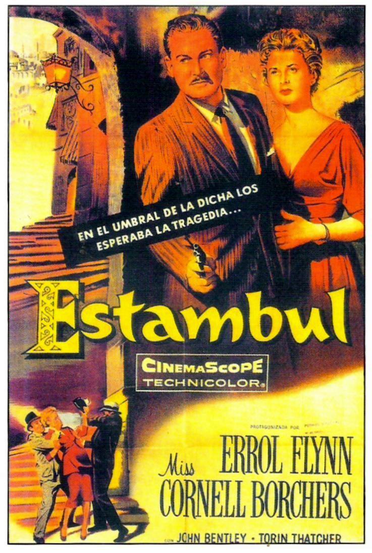 Estambul 1957 Tt0050552 Esp Carteles De Cine Carteles De Películas Buenas Peliculas