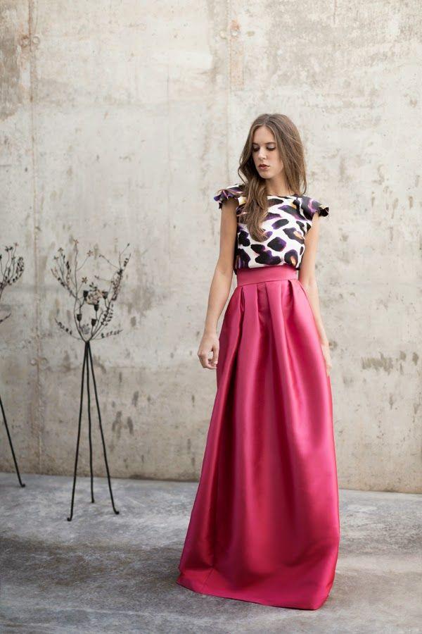 5037955cb Faldas abullonadas para novias e invitadas (QUIERO UNA BODA PERFECTA ...