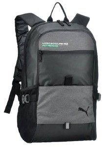PUMA MERCEDES BENZ AMG MULTIPURPOSE LAPTOP BAG BACKPACK MESSANGER PMMO1011 3acce6db89