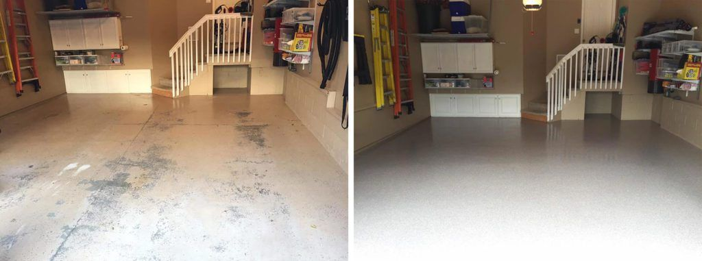 Garage Floor Coating Enhance Your Space In Just 1 Day Garage Floor Coatings Floor Coating