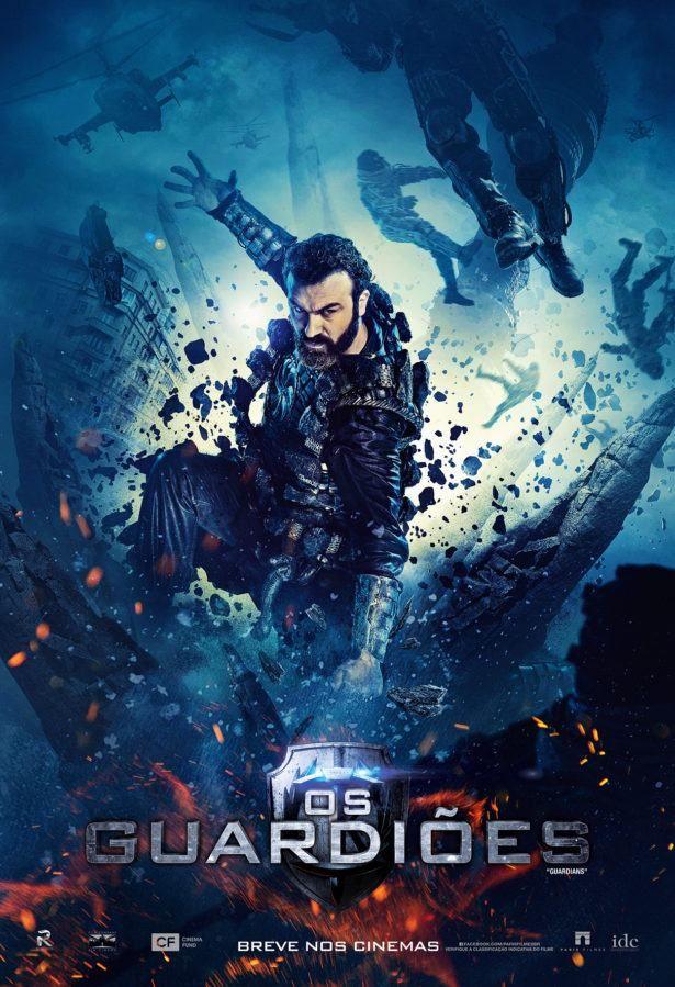 Os Guardioes Com Imagens Filmes Super Heroi Poster